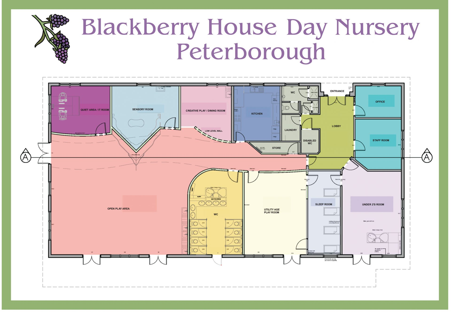 Have A Look Inside Our New Nursery For Yourself Blackberry House Day Nursery