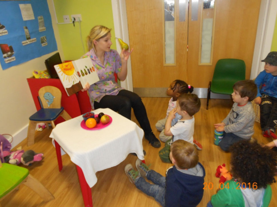 Wisbech Nursery April 2016 Toddlers