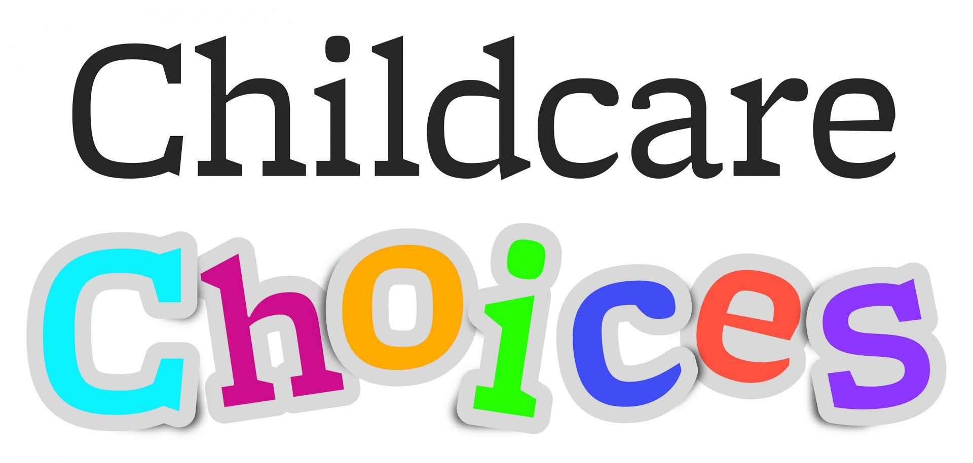 Childcare Choices logo