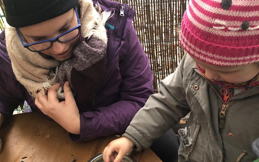 Wisbech Nursery January Forest Schools 2020