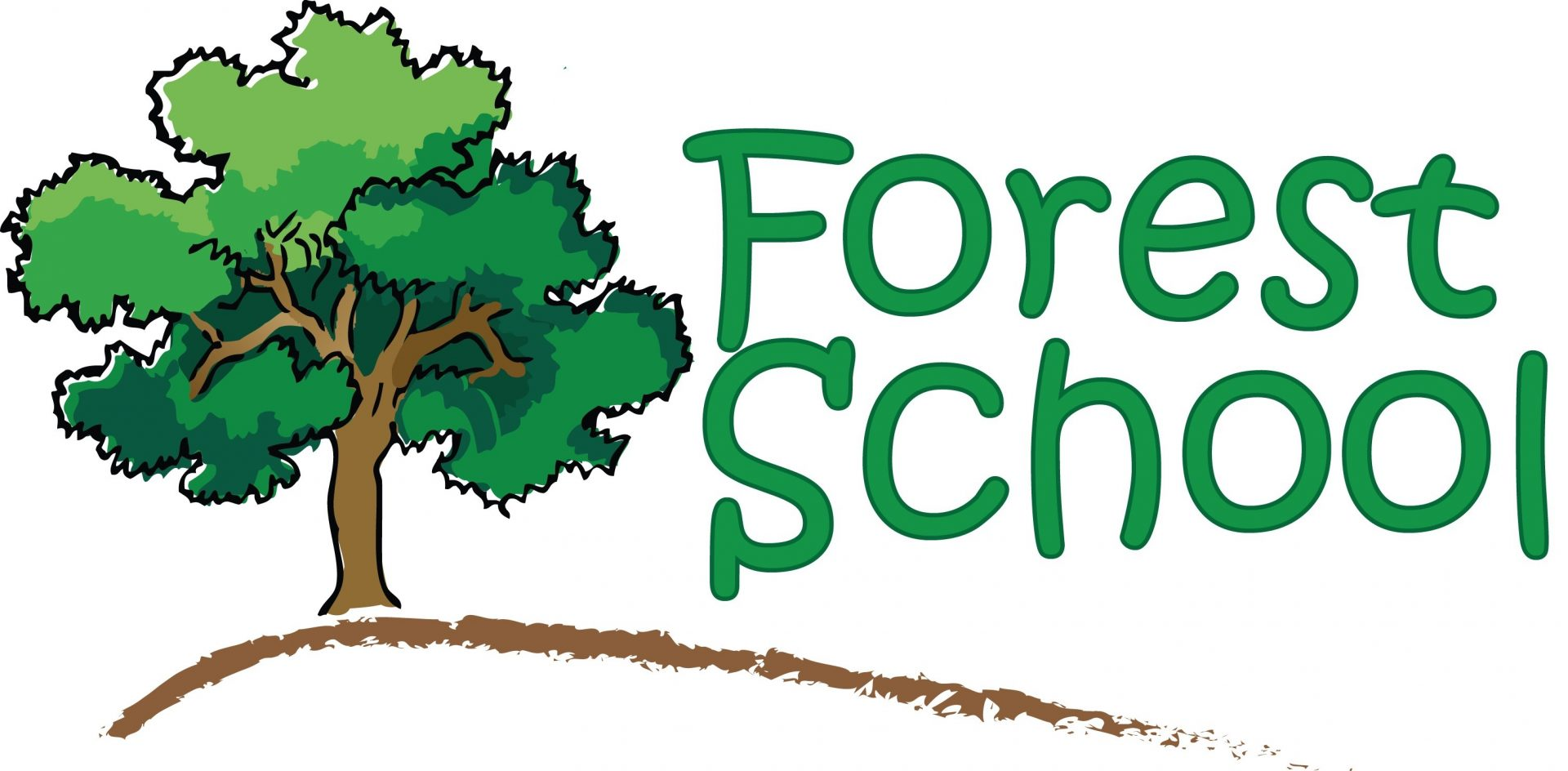 forest schools logo