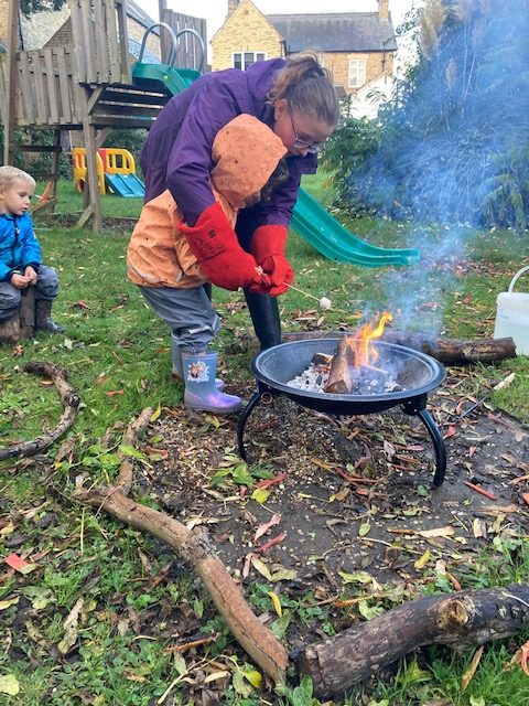Forest Schools Update October 2020