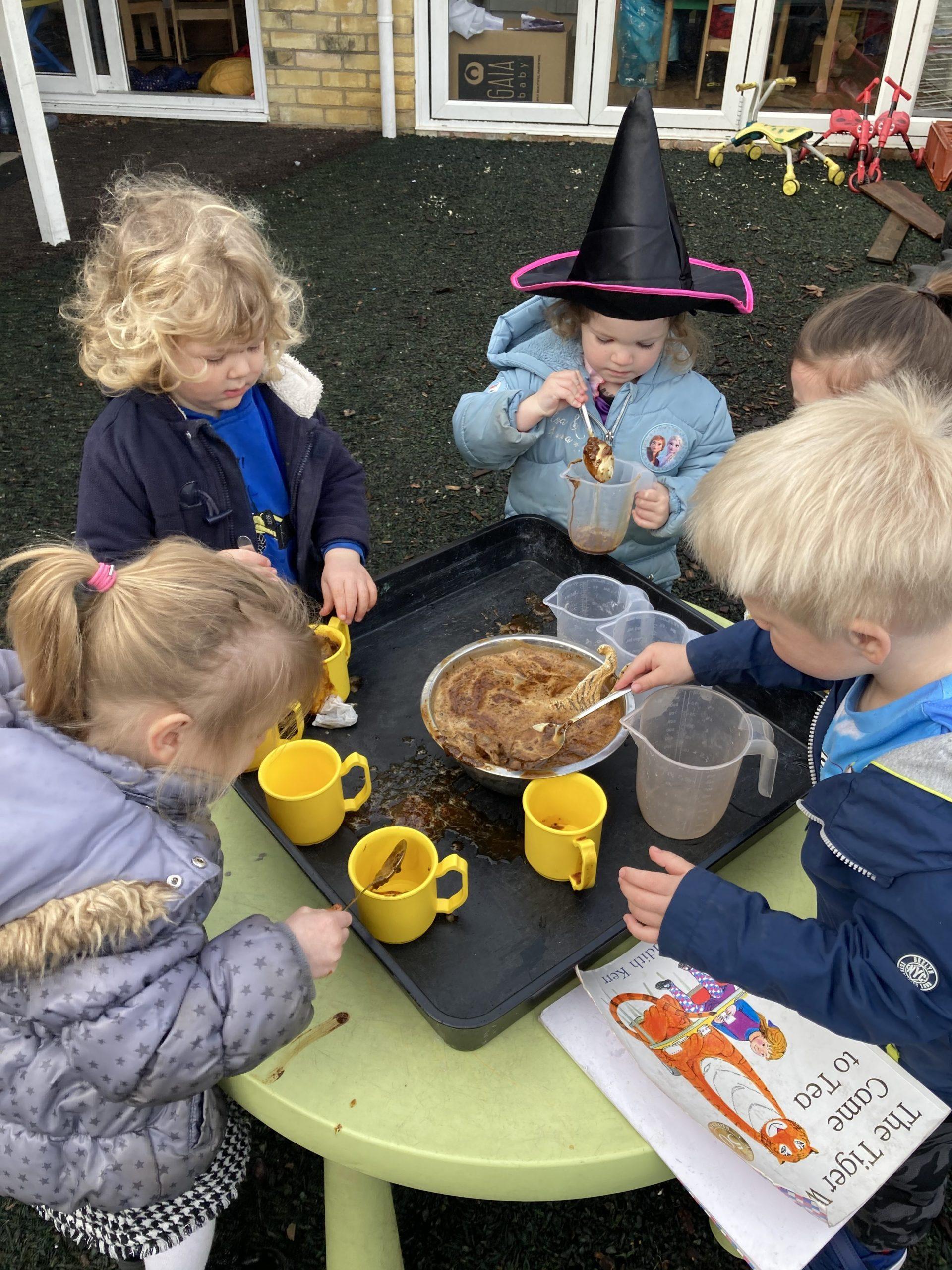 World book day- preschool